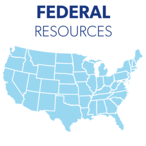 Federal Resources Icon