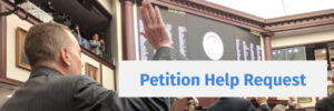 Petition Help Request Header Image